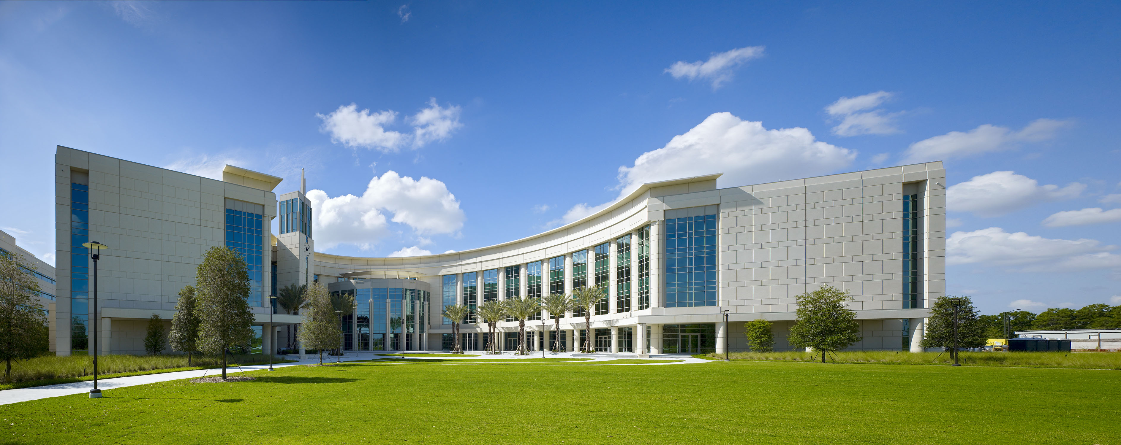 Bon University Of Central Florida Project Scope 171,000 SF